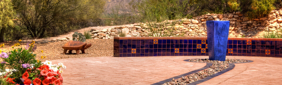 Tucson water features