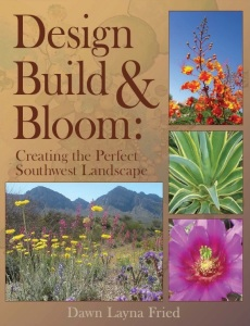 Design Build and Bloom - Front Cover Layout