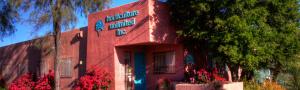Tucson landscaping building