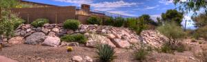 Tucson erosion control