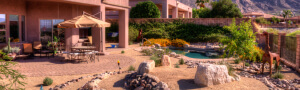 Tucson landscape design