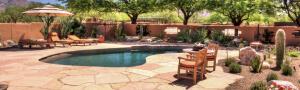 Tucson landscape renovation